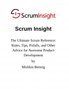 Scrum Insight Book v1.0 - Cover