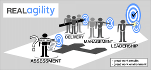 Real Agility Infographic