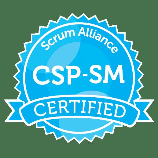 CSP-SM Certified
