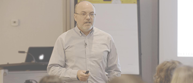 BERTEIG Trainer Jerry Doucett