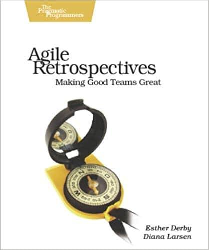 Agile Retrospectives book cover