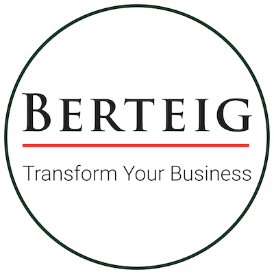 BERTEIG Executive Agile Mastery® (BEAM) badge