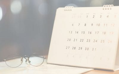 Sprints are One Month or Less in Duration - Calendar Photo