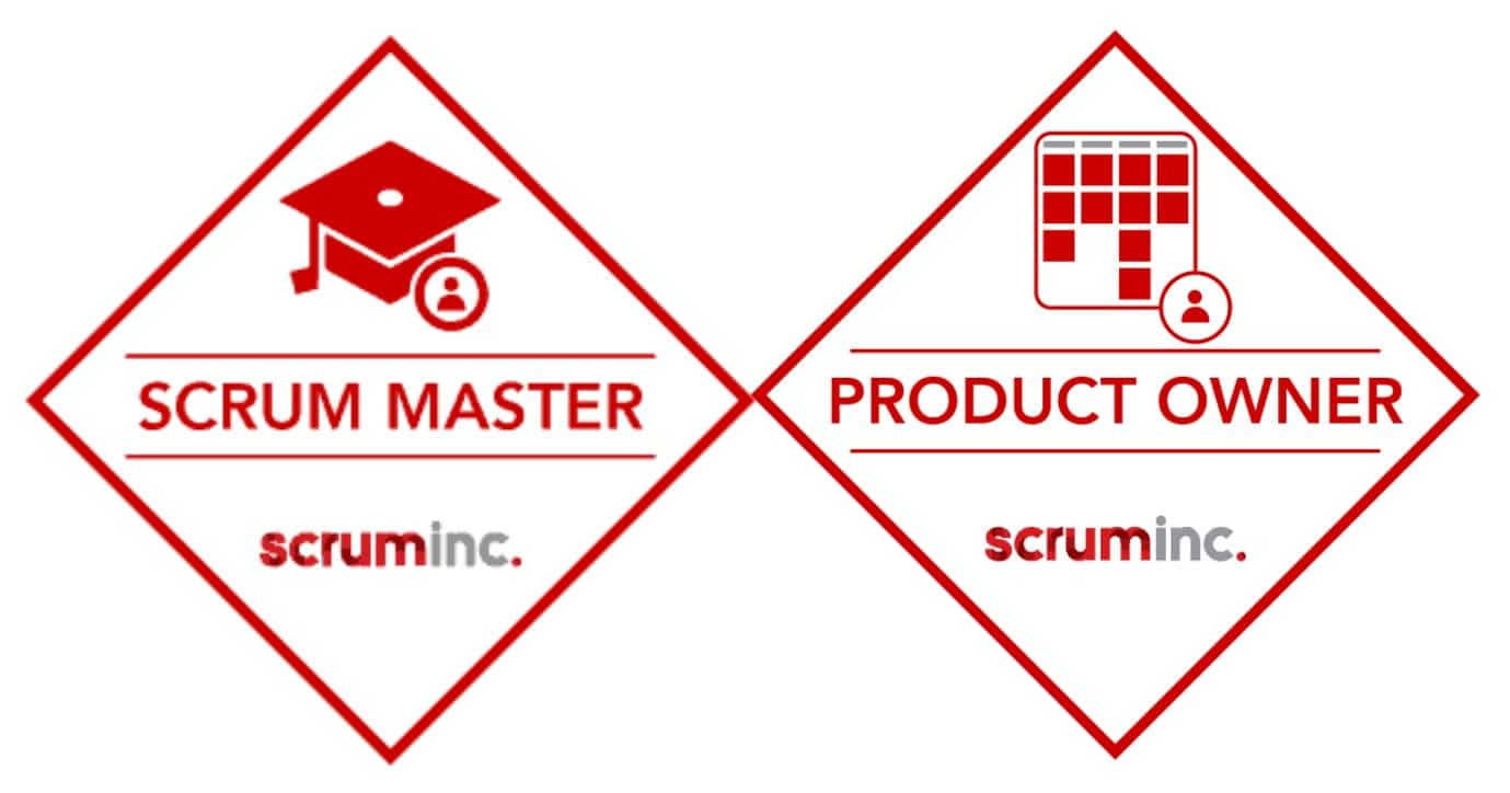 Scrum Inc Scrum Master and Product Owner® (SSMPO) [Virtual Learning] badge