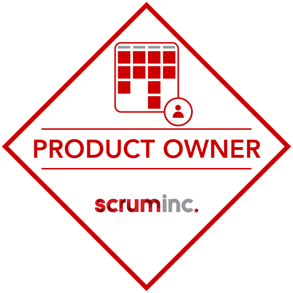 Scrum Inc Scrum Master and Product Owner